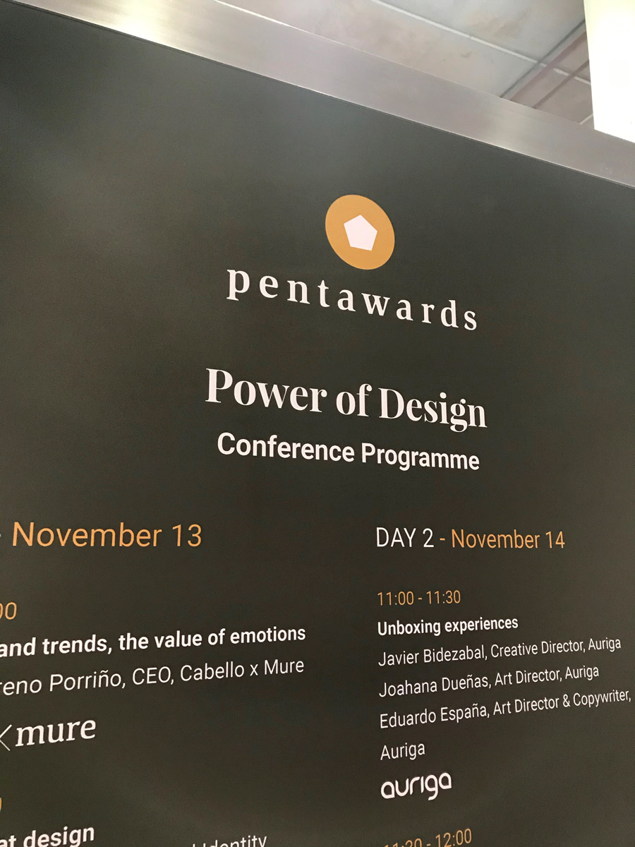 Pentawards Conference – Power of Design 2019 14
