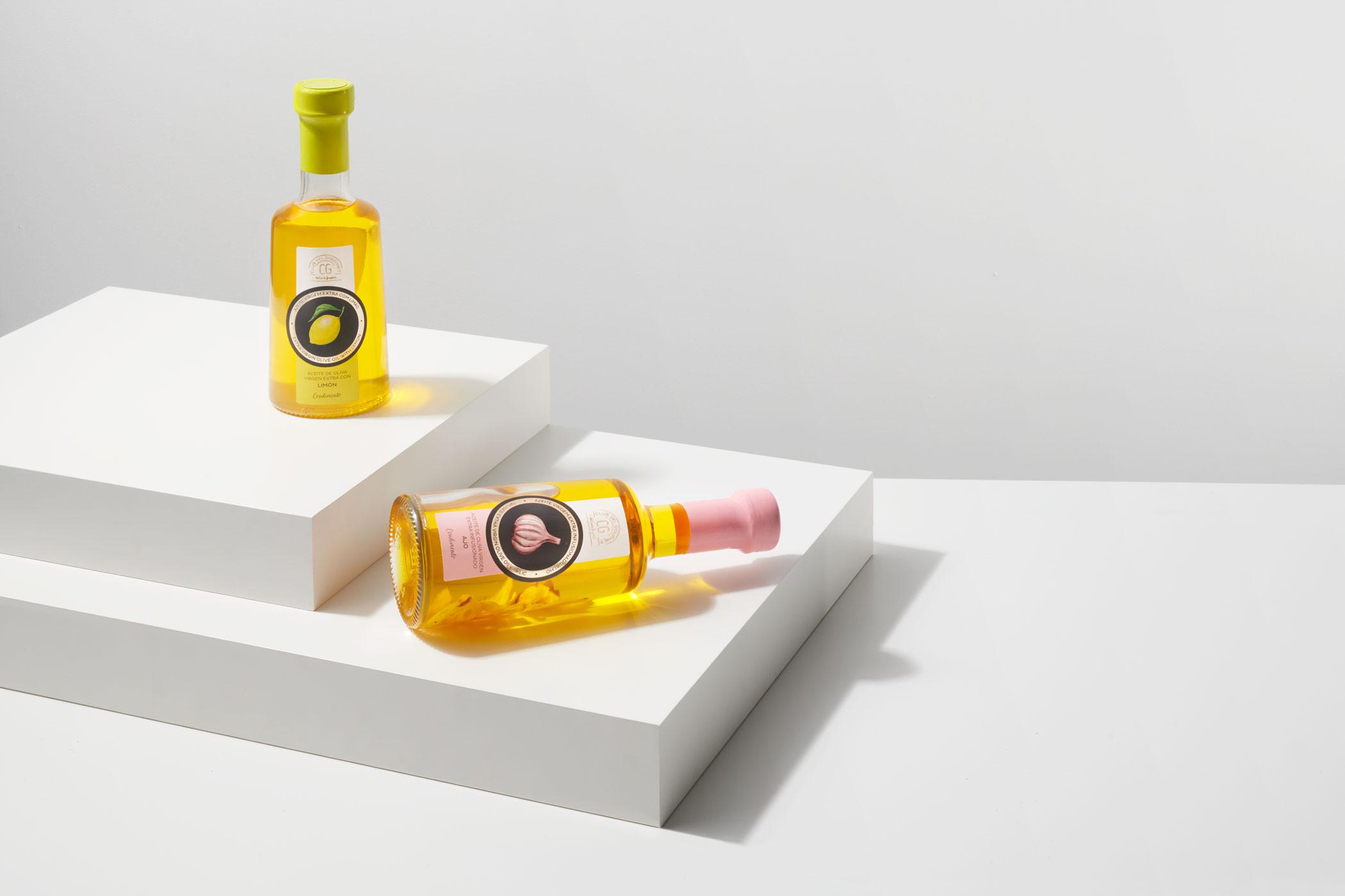 Infused oils3
