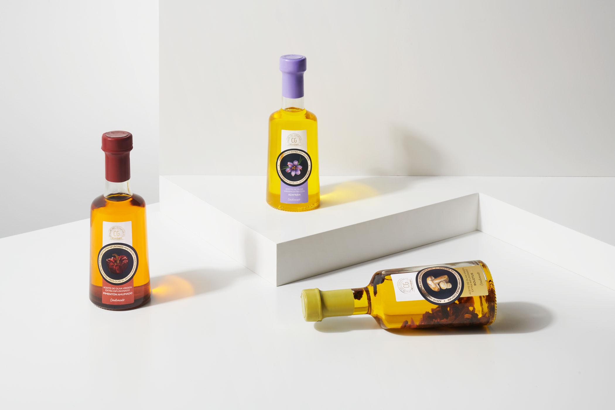 Infused oils5