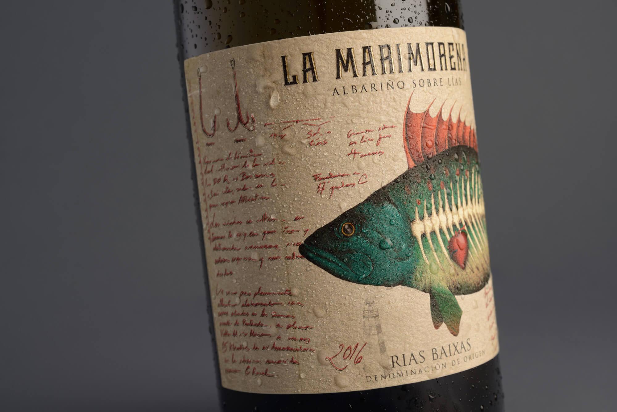 La Marimorena 20163