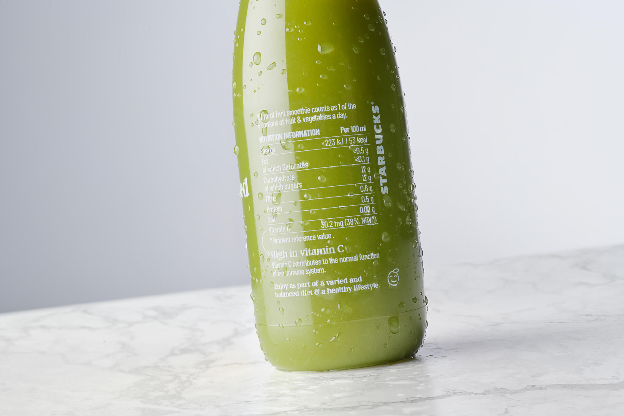 Starbucks Juices4