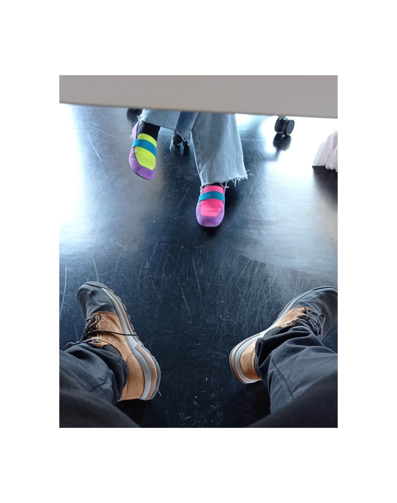 Mayes por los pies 5